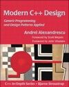 Modern C Design Generic Programming And Design Patterns Applied