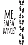 Me Salsa Dance Yes The Guys Pocket Guide To Learning Basic Salsa Dance Steps