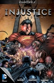 Injustice: Gods Among Us #2 - Tom Taylor, Jheremy Raapack & Axel Giminez Cover Art