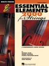 Essential Elements 2000 For Strings - Book 1 For Violin Textbook