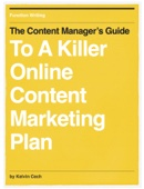 The Content Manager's Guide to a Killer Online Content Marketing Plan