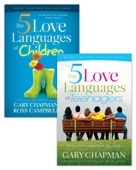 The 5 Love Languages of Children/The 5 Love Languages of Teenagers Set - Ross Campbell & Gary D. Chapman Cover Art