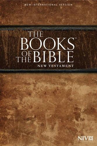 NIV Books of the Bible New Testament eBook