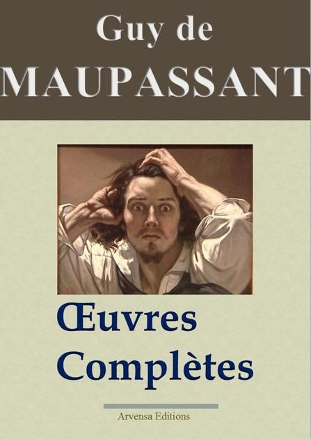 biographie de guy de maupassant pdf