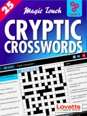 Magic Touch Cryptic Crosswords #3