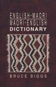 English-Maori, Maori-English Dictionary