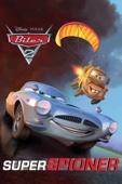 Disney Book Group - Biler 2: Superspioner artwork