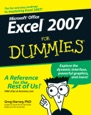 Excel 2007 For Dummies