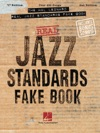 The Hal Leonard Real Jazz Standards Fake Book Songbook