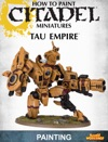How To Paint Citadel Miniatures Tau Empire 2013 Edition