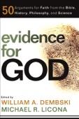Evidence for God - William A. Dembski Cover Art