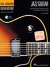 Hal Leonard Guitar Method - Jazz Guitar With Audio