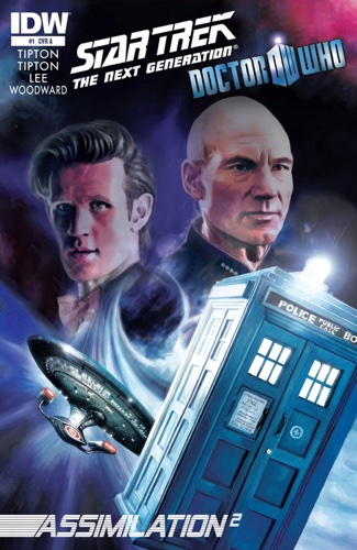 Star Trek: The Next Generation/Doctor Who: Assimilation #1