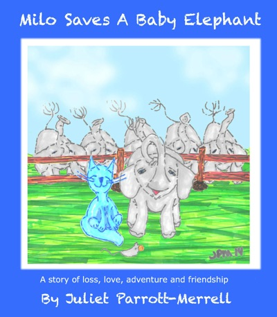 Milo Saves A Baby Elephant