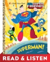 Superman DC Super Friends Read  Listen Edition