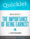 Quicklet On Oscar Wildes The Importance Of Being Earnest