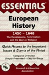The Essentials Of European History 1450 To 1648