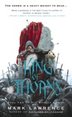 King of Thorns - Mark Lawrence Cover Art