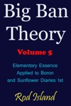 Big Ban Theory Elementary Essence Applied To Boron And Sunflower Diaries 1st Volume 5