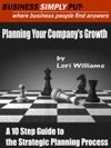 Planning Your Companys Growth