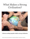 What Makes A Strong Civilization