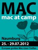Mac at camp 2012