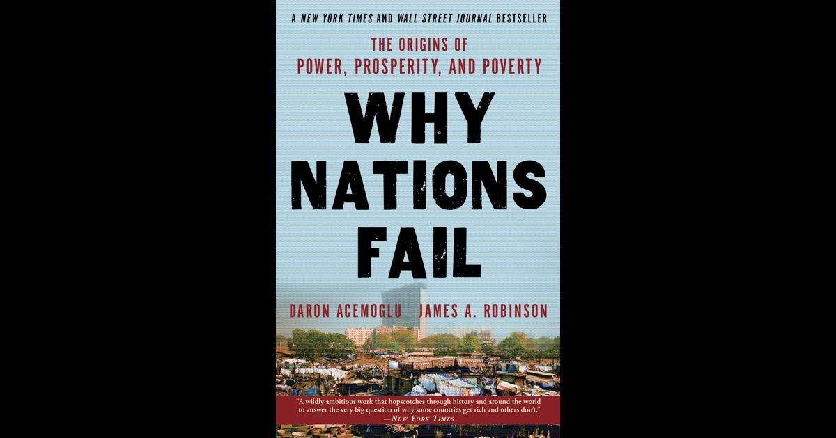 Why Nations Fail - Chapter 5 Summary