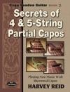 Secrets Of 4  5-String Partial Capos