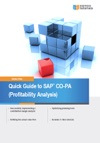 Quick Guide To SAP CO-PA Profitability Analysis