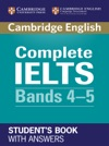 Complete IELTS Students Book Bands 45