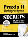 Praxis II Middle School Content Knowledge 0146 Exam Secrets Study Guide