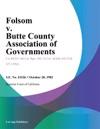 Folsom V Butte County Association Of Governments