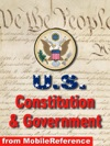 US Constitution Declaration Of Independence Articles Of Confederation Bill Of Rights And Guide To US Government