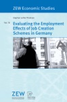 Evaluating The Employment Effects Of Job Creation Schemes In Germany