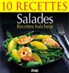 Salades Recettes Fracheur - 10 Recettes