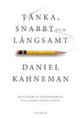 Daniel Kahneman - Tänka, snabbt och långsamt bild