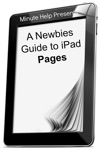 A Newbies Guide To IPad Pages IOS 6 Update