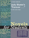 A Study Guide For Judy Blumes Forever