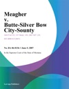 Meagher V Butte-Silver Bow City-County