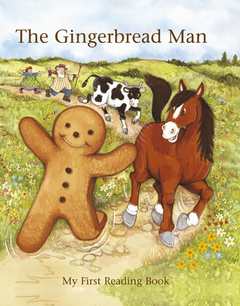 The Gingerbread Man by Janet Brown on iBooks