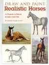 Draw And Paint Realistic Horses