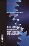 Bill Of Materials Design And New Product Introduction