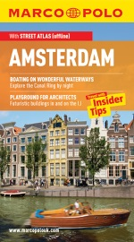 AMSTERDAM - MARCO POLO TRAVEL GUIDE