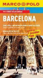 BARCELONA - MARCO POLO TRAVEL GUIDE