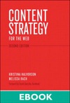 Content Strategy For The Web 2nd Edition