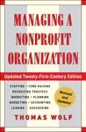 Managing A Nonprofit Organization