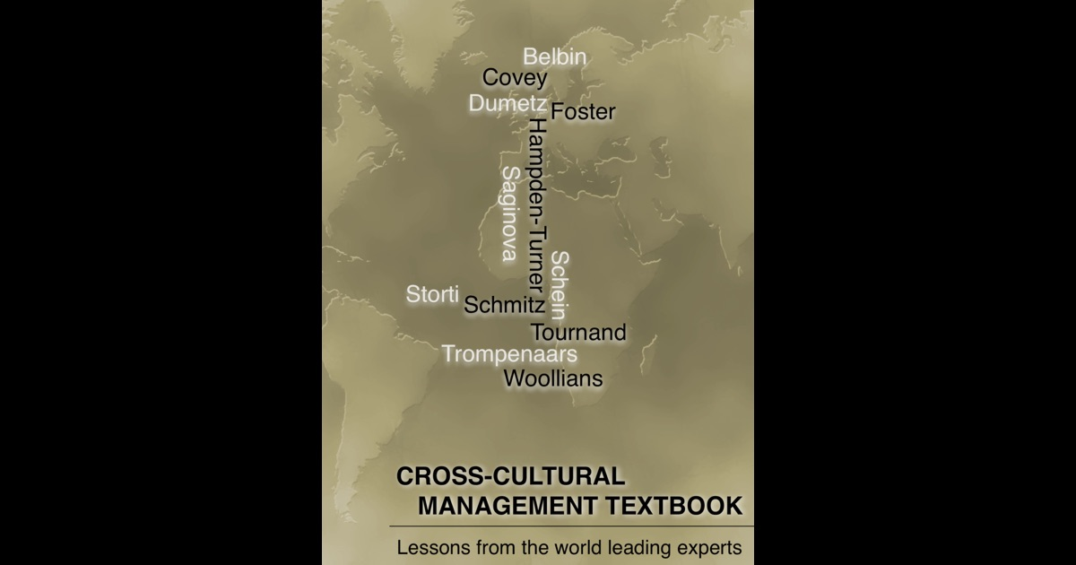 cross cultural management apple inc Start studying mgt 291 final learn vocabulary, terms, and more with flashcards, games, and other study tools.