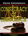 Conspiracy Of Innocence Peter Sharp Legal Mystery 4
