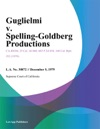 Guglielmi V Spelling-Goldberg Productions