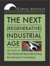 The Next Regenerative Industrial Age